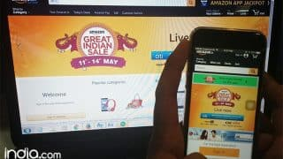 Amazon Great Indian Sale: 'Golden Hour Deals' exclusively for Amazon App users from 9 PM-12 AM