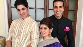 Akshay Kumar posts an adorable picture with Twinkle Khanna minutes before the National Film Awards