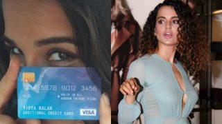 Vidya Balan takes a jibe at Kangana Ranaut-Apurva Asrani 'Simran credit controversy'