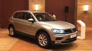LIVE New Volkswagen Tiguan 2017 launch Updates: Price in India starts at INR 27.68 lakh