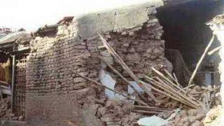 जोधपुर में दीवार गिरने से गर्भवती महिला समेत एक ही परिवार के तीन लोगों की मौत