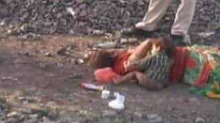 MP: Child tries to breastfeed as mother lays dead along railway tracks in Damoh