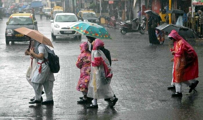 storm alert in delhi