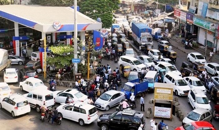 diesel petrol price in mumbai