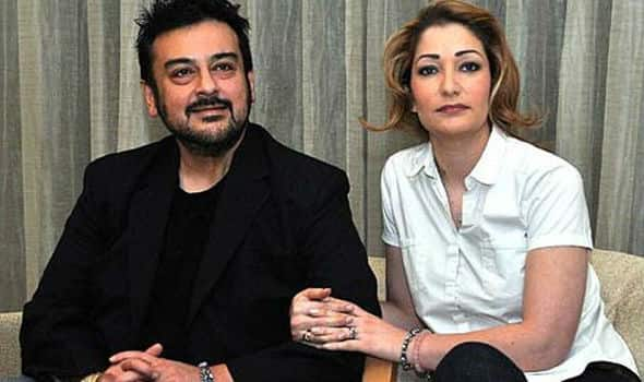 Singer Adnan Sami And His Third Wife Roya Blessed With A Baby Girl