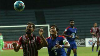 Ahead of Federation Cup final, Mohun Bagan beat Bengaluru FC 3-1 in AFC Cup