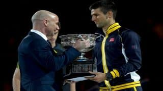 Andre Agassi to coach Novak Djokovic at French Open 2017
