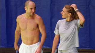 French Open 2017: Steffi Graf intervened after Andre Agassi said 'no' to Novak Djokovic