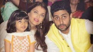 Aishwarya Rai Bachchan, Abhishek Bachchan Enjoy A Pizza Date With Daughter Aaradhya In Australia