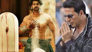 अक्षय कुमार ने भी देखी 'बाहुबली 2' लेकिन उनका रिएक्शन जानकार नाराज़ हो सकते हैं प्रभास