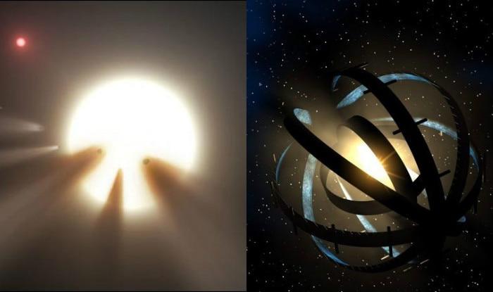 alien star dimming