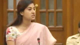 Delhi Assembly special session: AAP launches scathing attack over EVM tampering issue, Alka Lamba leads charge