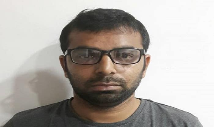 Image result for Pakistani Agent Aftab arrested