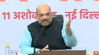 3 years of Modi Government: BJP Chief Amit Shah lists achievement of NDA government; Highlights