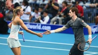 Andy Murray hopes Maria Sharapova should get wildcard for Wimbledon