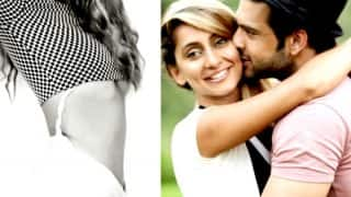 VJ Anusha Dandekar slut-shamed on social media; boyfriend Karan Kundrrka comes to the rescue, shuts trolls!
