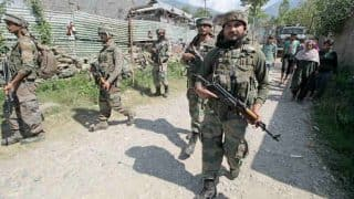 J&K: Three Terrorists Killed in Encounter in Budgam, Arms and Ammunition Recovered