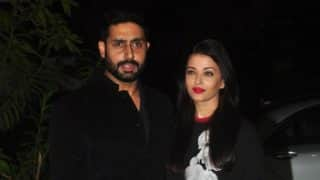 Aishwarya Rai Bachchan and Abhishek considering a film together?