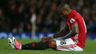 Manchester United's Ashley Young Banned For Three Games