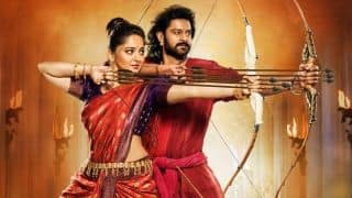Prabhas' Baahubali The Conclusion Rakes In $1.20 Million; Crosses Lifetime Business Of Baahubali In China Even Before Day 1 Ends