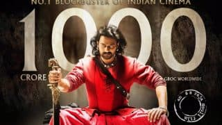 Baahubali 2: The Conclusion box office report: Prabhas-Anushka Shetty starrer's Hindi version has no stopping over enters Rs 300 crore in 10 days!