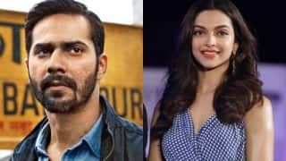 Deepika Padukone replaces Varun Dhawan in Badlapur 2- read details