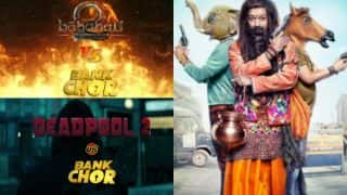 Bank Chor fake trailers have Riteish Deshmukh in competition with Bahubali and Deadpool! Watch hilarious videos