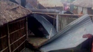 बिहार में आंधी-तूफान का कहर, मकान तबाह, मरने वालों की संख्या 28 हुई