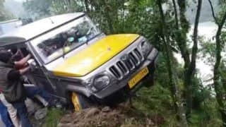 Maharashtra: 7 Killed in Car Accident as Driver Loses Control on Pune-Bengaluru Highway Near Kashil Village