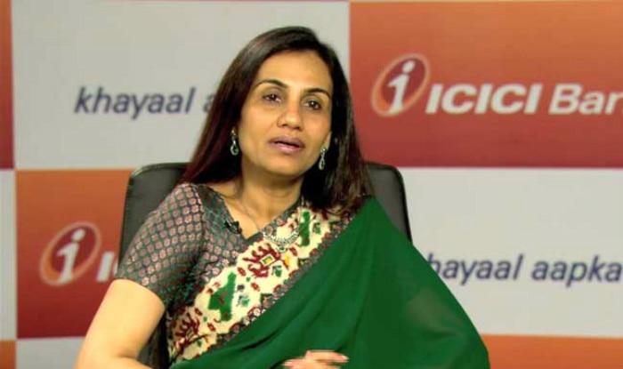 ICICI CEO Chanda Kochhar