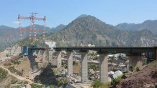 World's Highest Bridge on River Chenab In J&K Gets Main Arch: Cost, Salient Features Of Indian Railways' Ambitious Project