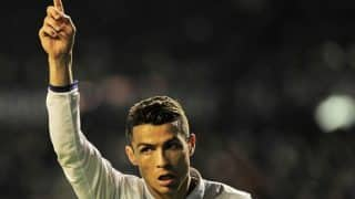 Champions League: Cristiano Ronaldo hat-trick puts Real Madrid on verge of final