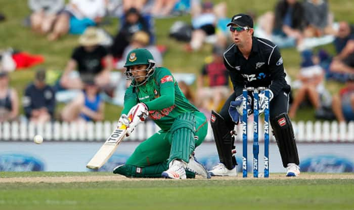 Blackcaps ease to four wicket win over Bangladesh in Ireland