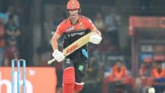de Villiers Genius Knock Helps Bangalore Beats Delhi by 6 Wickets