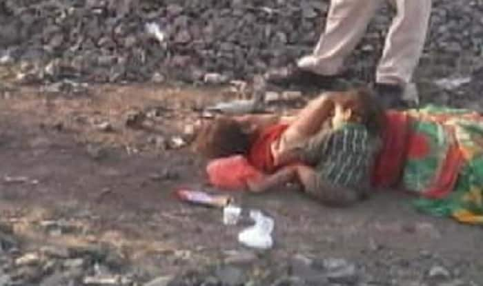 MP: As mother lay dead along railway track, baby tries to breastfeed