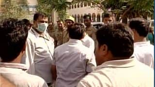 Delhi gas leak: Over 110 Rani Jhansi Sarvodaya Kanya Vidyalaya students hospitalised
