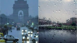 Monsoon 2017: Rains bring relief to Delhi NCR, 23 killed in Bihar in rain, lightning related incidents