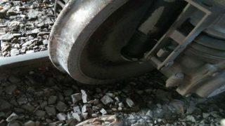 जम्मू राजधानी एक्सप्रेस का डिब्बा नई दिल्ली स्टेशन पर पटरी से उतरा, कोई हताहत नहीं