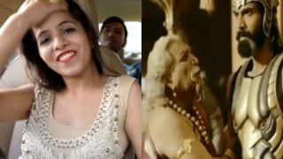 Dhinchak Pooja in Bahubali 2? Can you spot the versatile singer in this climax scene of Baahubali 2 The Conclusion