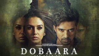 Dobaara trailer: Karan Johar, Taapsee Pannu, Rajkummar Rao all praise for Huma Qureshi & Saqib Saleem film!