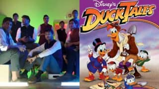 DuckTales theme song acappella by Penn Masala will take you back in time! See Hindi jingle video of the cartoon series!