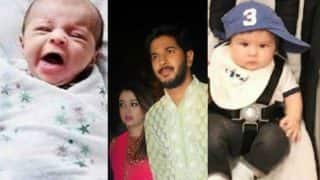 Fake picture of Dulquer Salmaan's baby girl goes viral, but Taimur Ali Khan's new picture is for REAL!