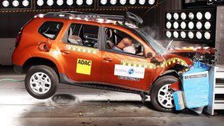 India-spec Renault Duster scores zero rating in Global NCAP