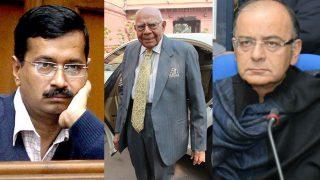 Arun Jaitley files Rs 10 crore defamation case against Arvind Kejriwal over Ram Jethmalani's 'crook' remark