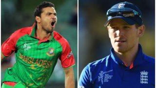 चैंपियंस ट्रॉफीः मेजबान इंग्लैंड और बांग्लादेश की भिड़ंत में नजरें विजयी आगाज पर
