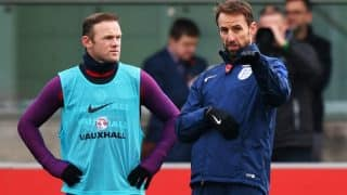 Wayne Rooney dropped from England squad for Scotland, France friendlies; Marcus Rashford makes cut
