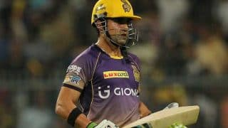 'Team Lacks Back-up Options': Former Skipper Gambhir Not Happy With KKR Squad