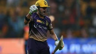 IPL 2017: Gautam Gambhir wants batting improvement after KKR advance