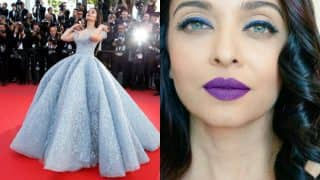 Cannes 2017: Aishwarya Rai Bachchan says that she will REACT if she gets judged nastily