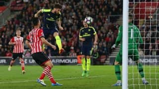 Sanchez, Giroud send Arsenal up to fifth in Premier League